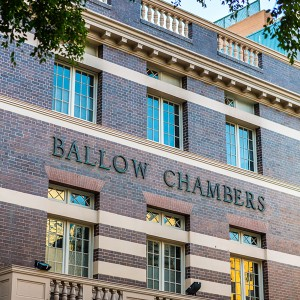 Ballow Chambers